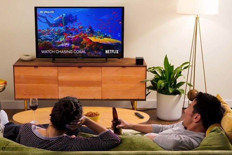 Amazon Fire TV Cube steuert per HDMI CEC auch Fernseher und Soundbar