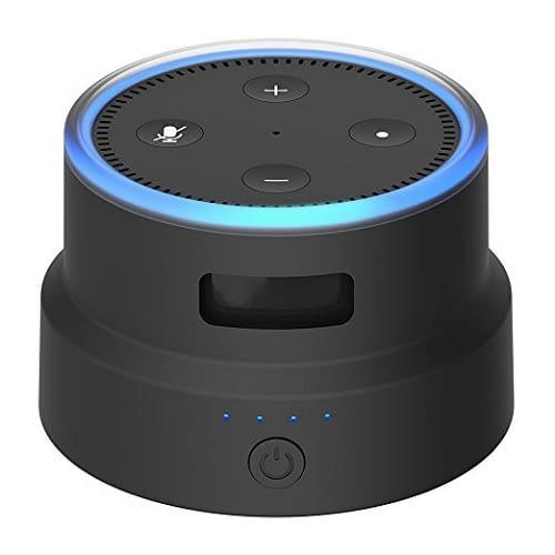 Für den kleinen Echo Dot gibt es die Akkustation SmaCup