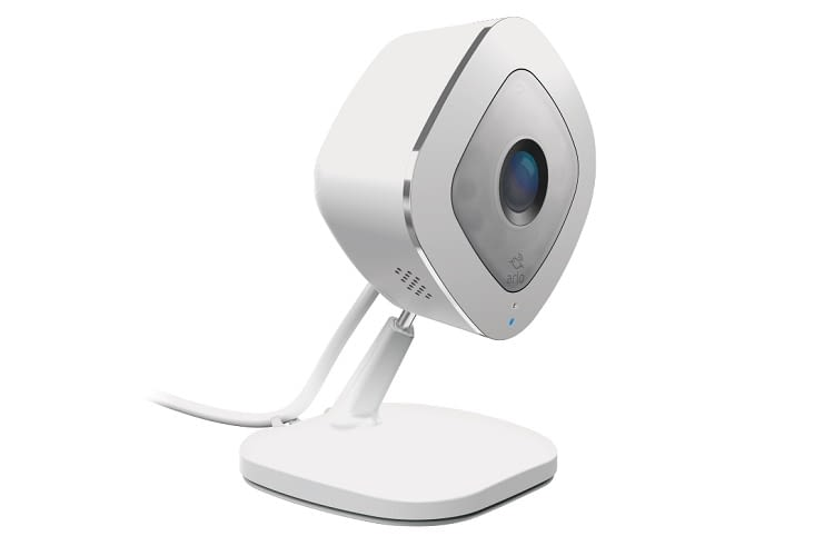 Netgear Arlo Q Überwachungskamera mit 1080p HD Auflösung und Nachtsichtmodus