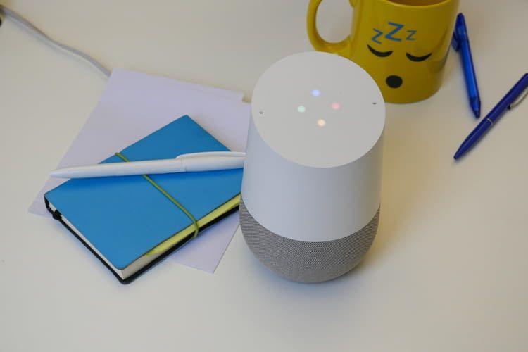 Google Home kann auf Wunsch hunderte beliebte Radiosender abrufen