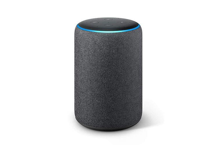 Im Vergleich zur ersten Generation ist der Echo Plus 2 deutlich kürzer