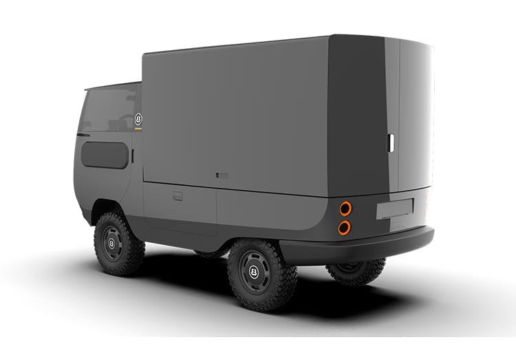 Bis zu 800 Kilometern kann der eBussy mit der maximalen Ausstattung zurücklegen