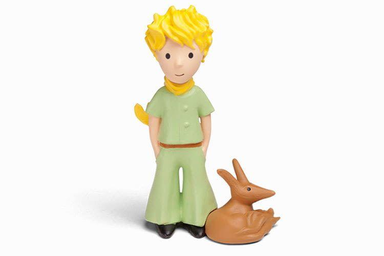 Für jedes Hörspiel gibt es eine eigene Tonie Figur, hier der kleine Prinz