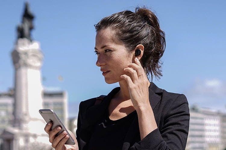 Die Bragi The Dash Pro Bluetooth-Ohrhörer stehen für Individualität und Innovation