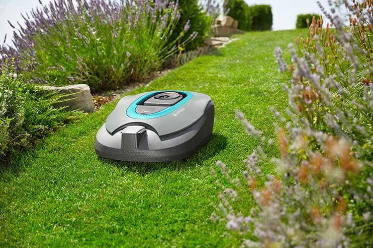 GARDENA smart SILENO+ Set (R160LiC) lässt sich mit Smart Garden-Geräten vernetzen und unterstützt IFTTT