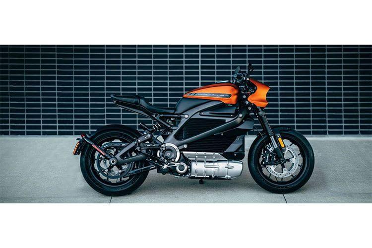 Die Harley Davidson Livewire kann bereits ab 32.995 Euro vorbestellt werden