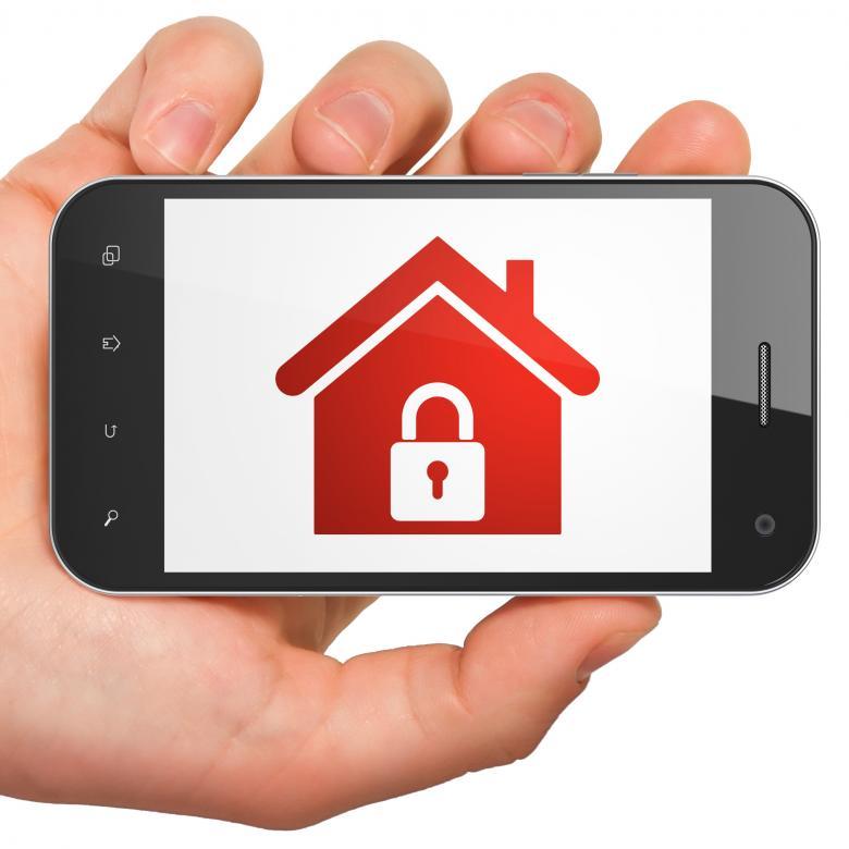 sicheres Smart Home