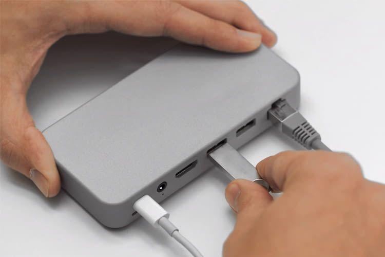 Die DoBox ist ideal geeignet zum Informationsaustausch