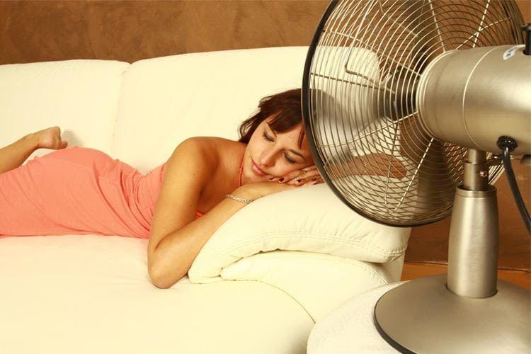 Mit dem richtigen Ventilator sind auch schwülheiße Nächte kein Problem