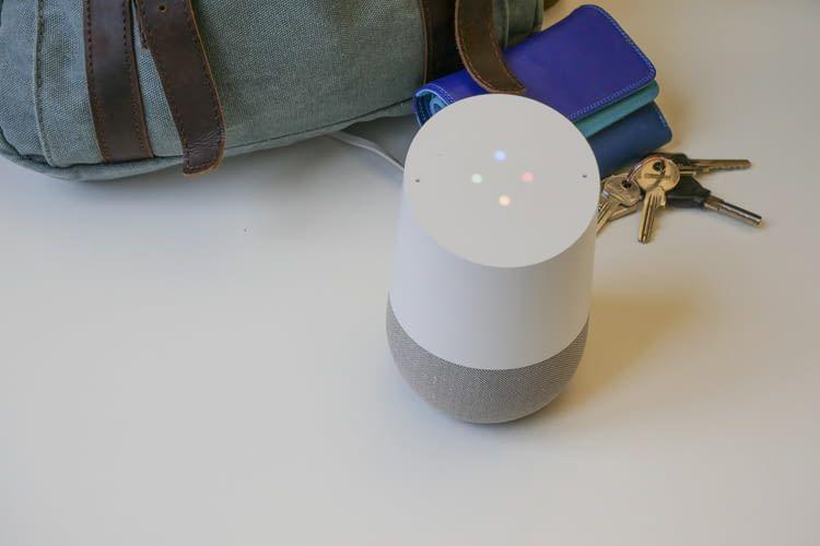 Mit wenigen Klicks lässt sich die Sprache jedes Google Home Lautsprechers umstellen