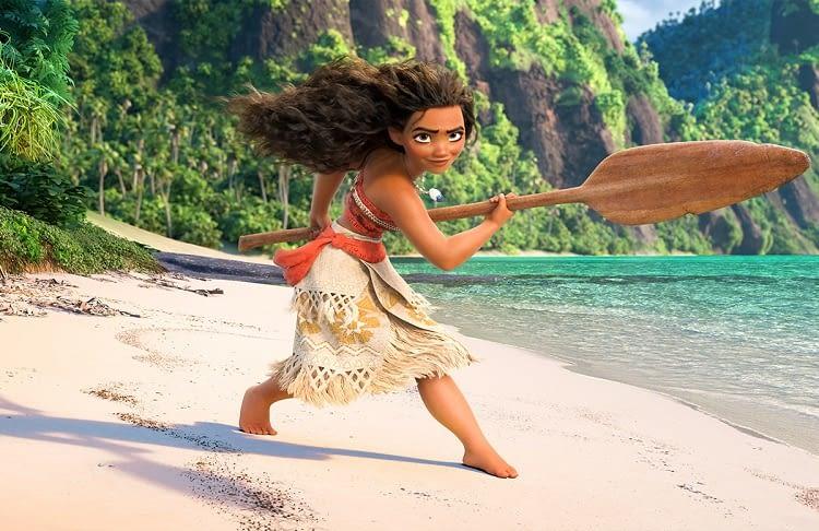 Erster Probedurchlauf für Hue Entertainment mit Disneys Vaiana