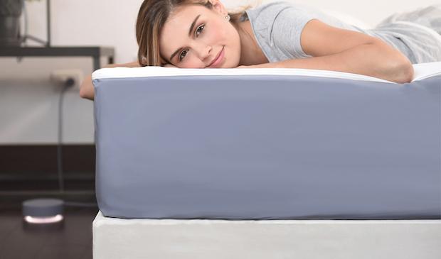 Eight - das smarte Bettlaken und Schlaftracker vom Eight Team