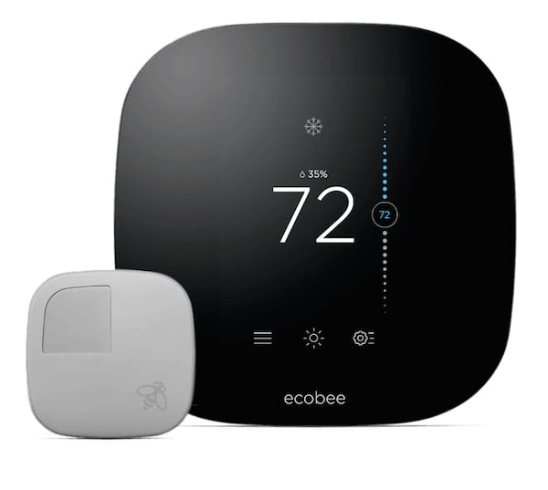 ecobee3 Wi-Fi Thermostat mit Remote Sensoren