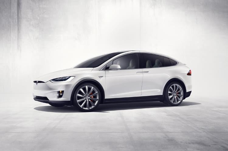 Das Model X gilt als das sicherste SUV auf dem Markt
