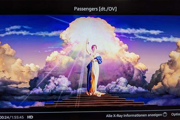 Amazon Fire TV STick HD bietet satte Farben, scharfes Bild und flüssige Bildwiedergabe