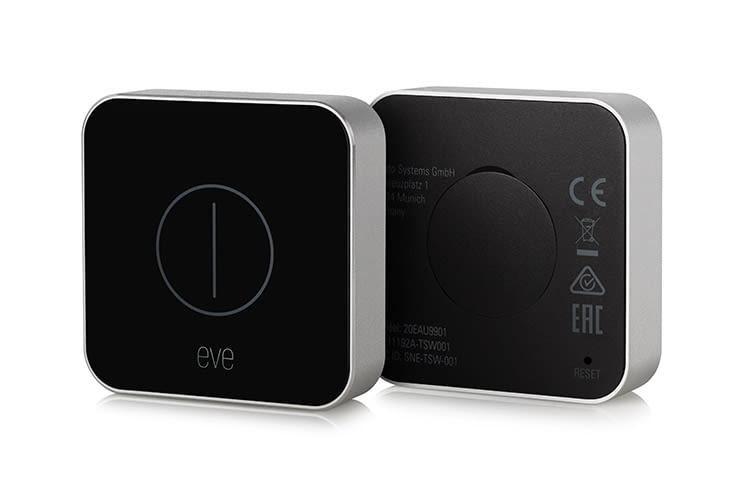 Elgato Eve Button: Schicke Fernbedienung für Apple HomeKit Geräte