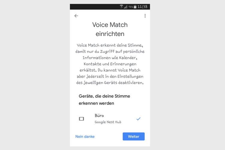 Google Assistant passt sich der individuellen Aussprache seines Nutzers an