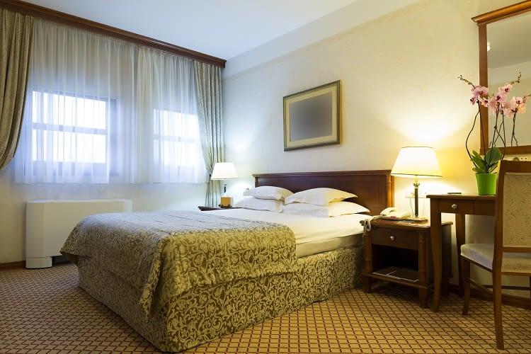 Die Betten sind schon gemacht für die CeBIT Besucher