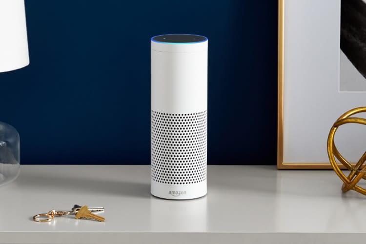 Aktuell ist der multifunktionale Lautsprecher Amazon Echo besonders preiswert erhältlich