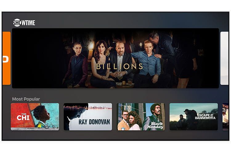 Showtime - Apples Videostreaming-App kommt auch für Amazons Fire-Plattform