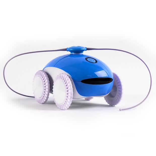 Abbildung des WheeMe Massage Robot - Massageroboter