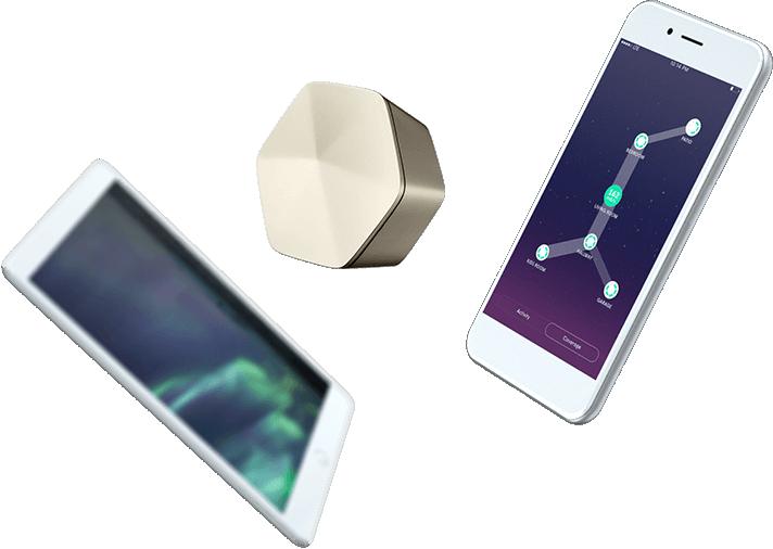 Plume WiFi mit Smartphone App für iOS und Android - Optimierung des WLAN/Wi-Fi