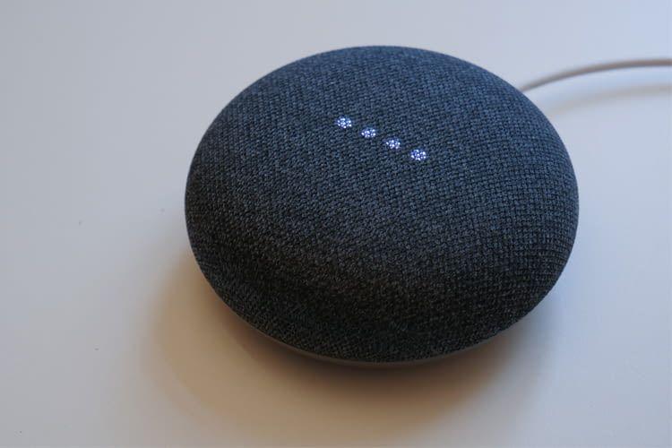Auch Google Home Mini lässt sich in wenigen Minuten kinderleicht per App einrichten
