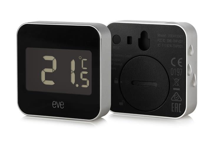 Elgato Eve Degree ist eines der wenigen HomeKit kompatiblen Heizthermostate