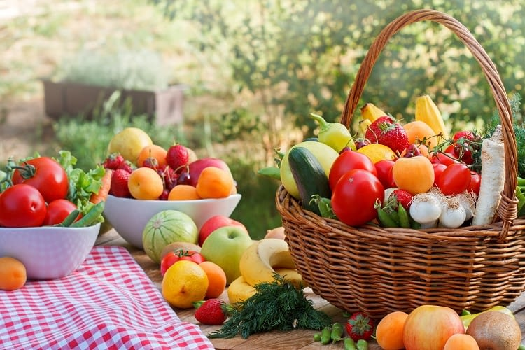 Der Amazon Echo berät beim regionalen Obst- und Gemüsekauf