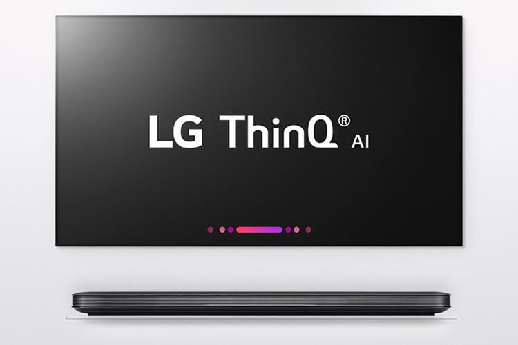 LGs neuer Alpha 9 Bildprozessor sorgt für tieferes Schwarz und verbesserte Farben