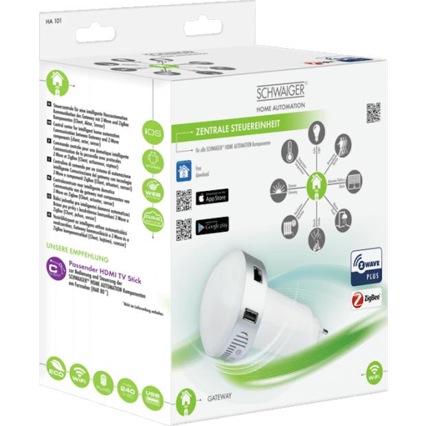 Schwaiger Gateway HA101 - Verpackung