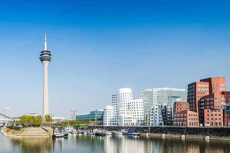 Elektriker und Anbieter von Wallbox & Ladestationen in Düsseldorf und Umgebung finden