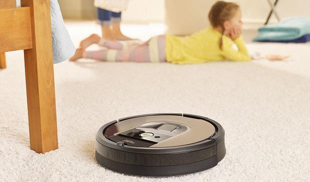 Smarter Saugroboter Roomba