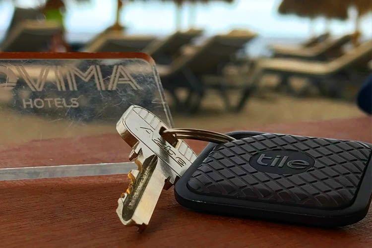 Tile Style für den Schlüsselbund: Im Urlaub nie mehr den Zimmerschlüssel verlieren