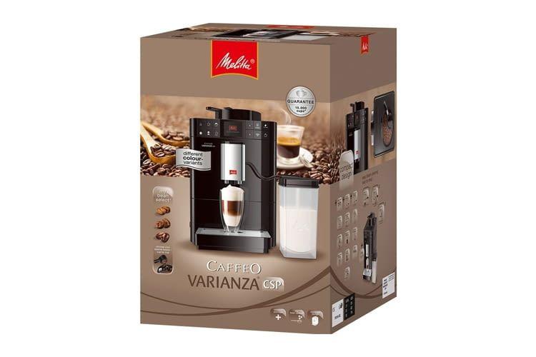 Melitta Caffeo Varianza CSP F570-101 wird inklusive Welcome Pack geliefert