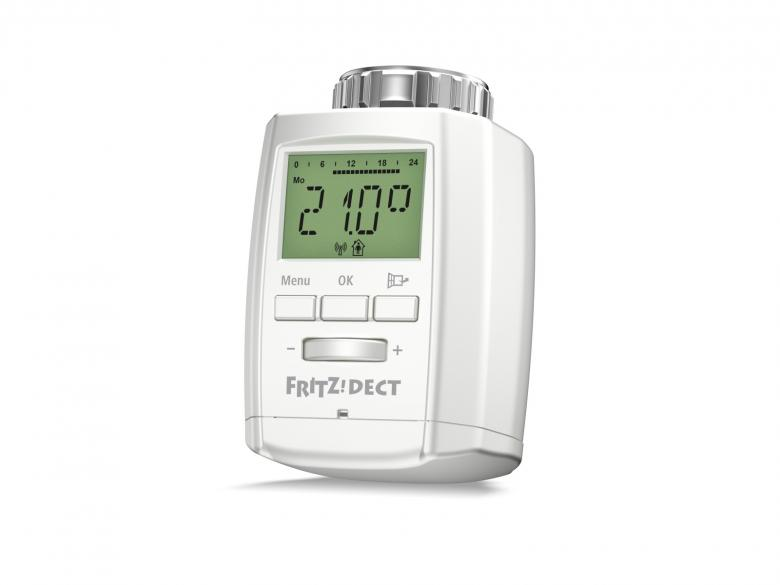 comet dect heizk rperthermostat f r die fritzbox. Black Bedroom Furniture Sets. Home Design Ideas