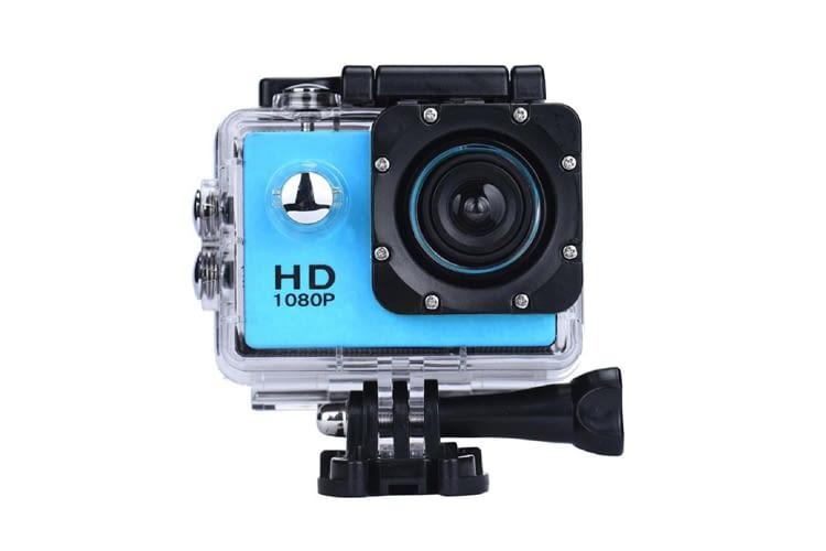 Die Vemont Actioncam kann bis zu 90 Minuten am Stück filmen