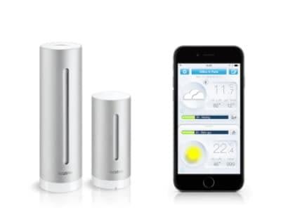 Netatmo Wetterstation und passende Smartphone-App