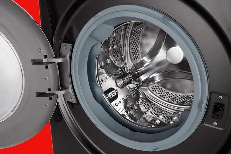 LG F6WV710P2S Serie 7 entspricht der Schleudereffizienzklasse A