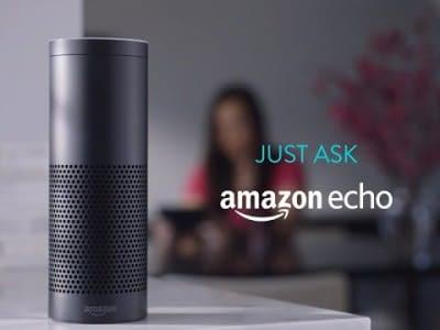 Der Amazon Echo ist in jedem Raum Zuhause
