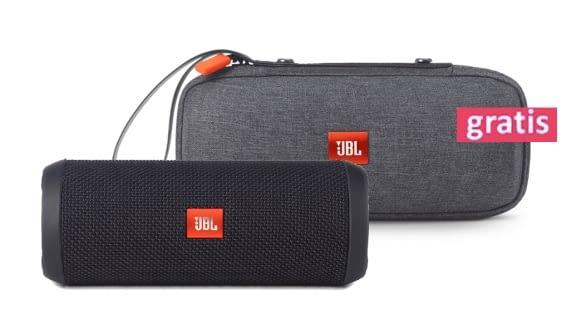 Der JBL Flip 3 Lautsprecher ist der perfekte Reisebegleiter