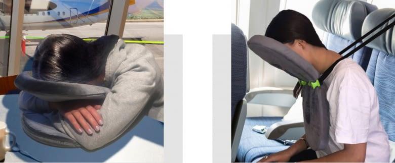 faceCradle-am-flughafen-oder-im-flugzeug-schlafen