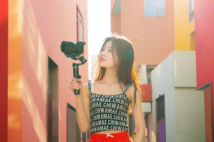 Gute Wahl für anspruchsvolle DSLR-Fotografen: Das FeiyuTech G6 Plus Kamera-Gimbal