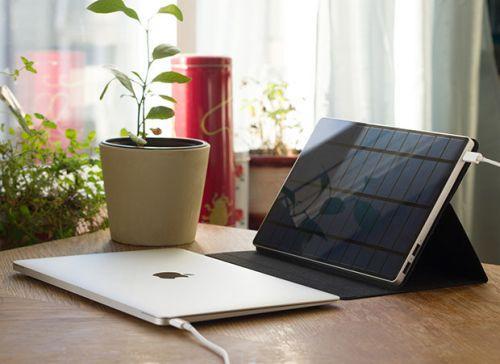 Solartab C Solarladegerät mit USB-C