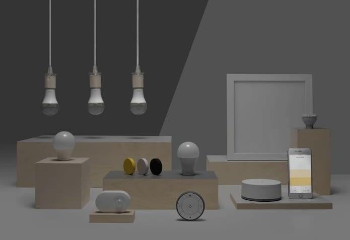Am 4.4. gehen auch in Deutschland bei IKEA die smarten Lichter an