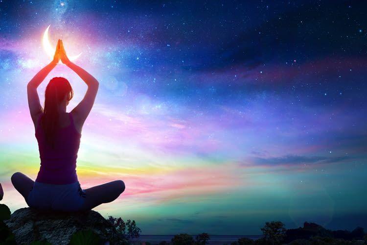 Meditation fördert Gesundheit und verbessert den geistigen Zustand