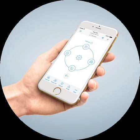 Blueair Sense+ Smartphone App