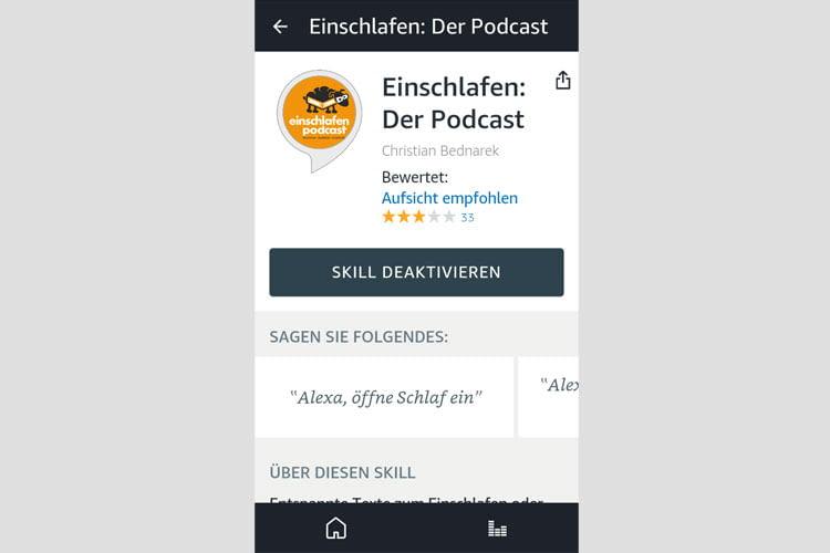 Wir haben den Einschlafen Podcast im Alltagstest ausprobiert
