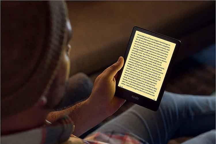 Die Farbtemperatur von Amazon Kindle Paperwhite lässt sich jetzt verändern