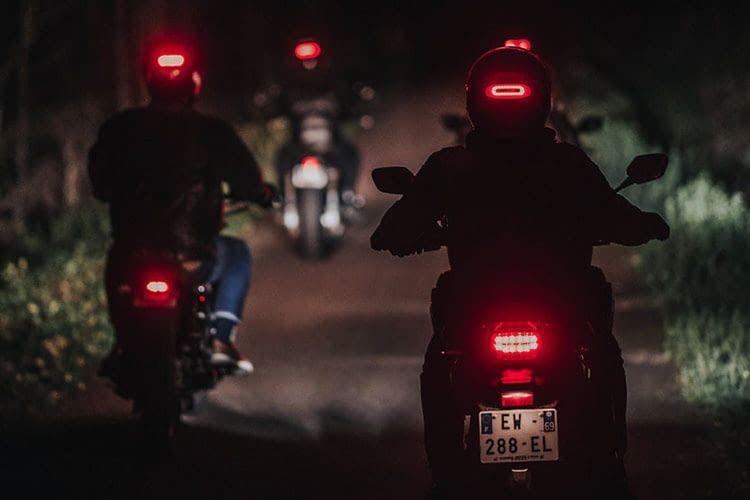 Cosmo Moto macht Motorradhelme smart und erhöht die Fahrersicherheit